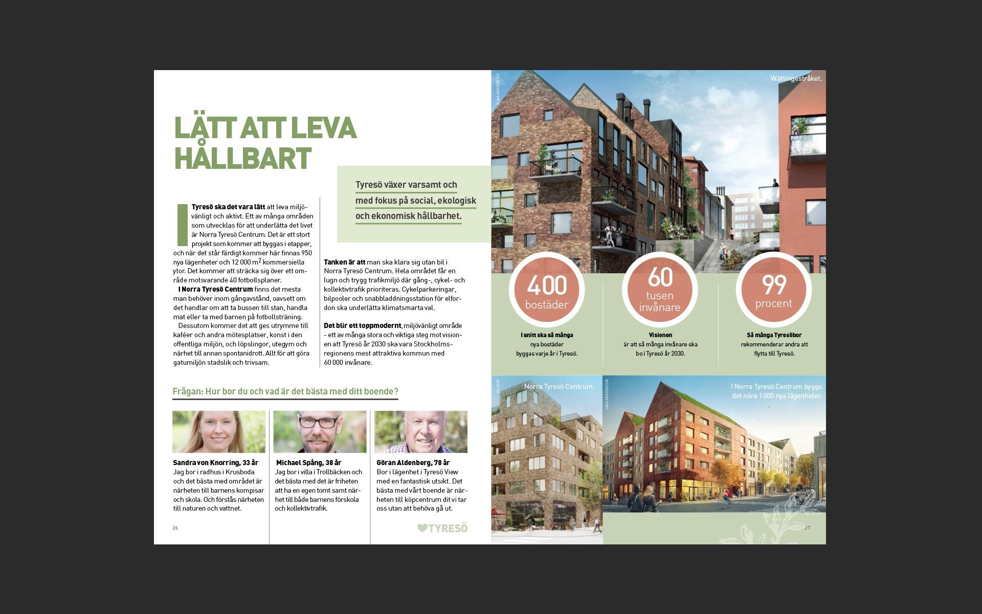 Magasin för Tyresö kommun. 1 ... 5ce11f8e202d5